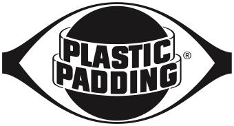 Plastic Padding logotyp