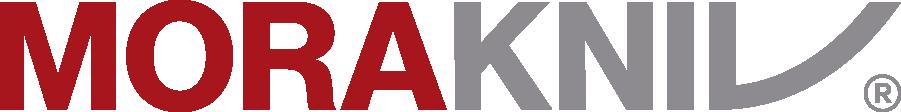 Mora Kniv logotyp